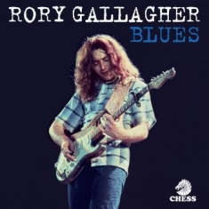 Gallagher Rory - Blues (3Cd)