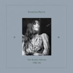 Emmylou Harris - The Studio Albums 1980-83 (Rsd