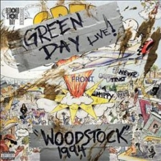 Green Day - Woodstock 1994 IMPORT