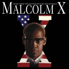 Various artists - Malcolm X Ost