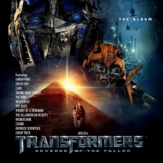 Various artists - Transformers: Revenge Of The Fallen - The Album Ost
