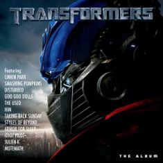 Various artists - Transformers: The Album Ost