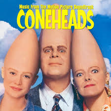 Various artists - Coneheads Ost