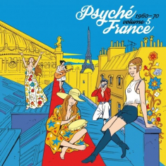 Various artists - Psyché France Vol. 5