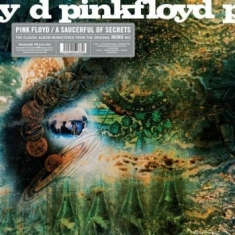 Pink Floyd - A Saucerful Of Secrets IMPORT