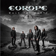 "Europe - Walk The Earth Limited Edition 7"" Single"