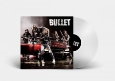 Bullet - Highway Pirates - Vinyl - Clear