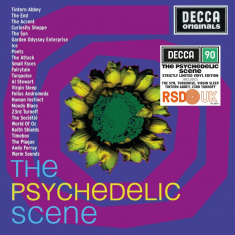 Various artists - The Psychedelic Scene