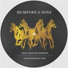 Mumford & Sons - Delta Acoustic Sessions - Live From Electric Lady 10""