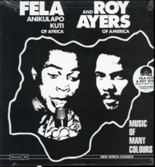 Kuti Fela & Roy Ayers - Music Of Many Colours