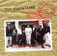 Skatalites - Greetings.. -Coloured-