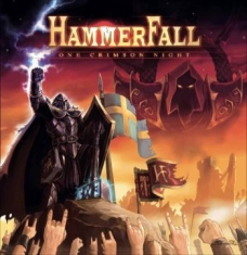 Hammerfall - One Crimson Night (3Lp)