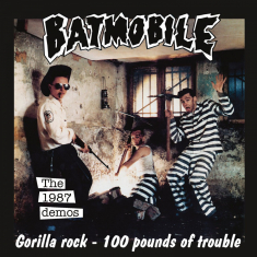 Batmobile - 1987 Demos -Coloured-