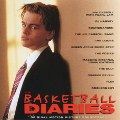 Basketball Diaries (Orange Vinyl) - Soundtrack
