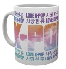 K-POP - Cloud - boxed mug