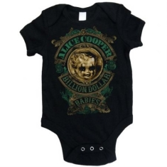 Alice Cooper - Alice Cooper Kids Baby Grow: Billion Dollar Baby  3-6 månader