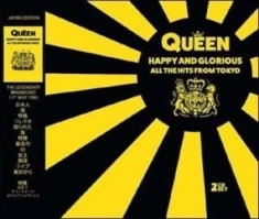 Queen - Happy & Glorious All The Hits