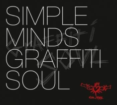 Simple Minds - Graffiti Soul - Expanded
