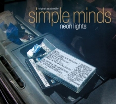Simple Minds - Neon Lights (Clear Vinyl)