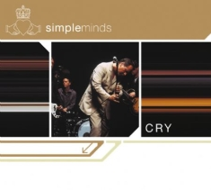 Simple Minds - Cry (Gold Vinyl)