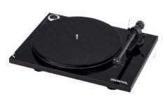 Skivspelare - Turntable - Essential III Phono, svart/OM10