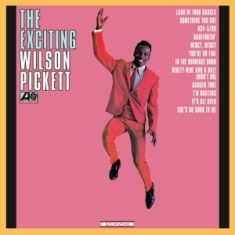 Pickett Wilson - Exciting Wilson Pickett