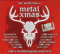 Various artists - Metal Xmas