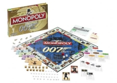 James Bond - James Bond 007 Monopoly