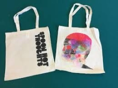 Spoon - Hot Thoughts tote bag