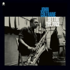 Coltrane John - Settin' The Pace -Hq-