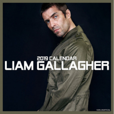 Liam Gallagher - 2019 Calender
