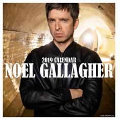 Noel Gallagher - 2019 Calender