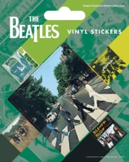 Beatles - Beatles (Abbey Road) Stickers