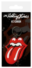 Rolling Stones - Rolling Stones (Tounge) Rubber Keychain
