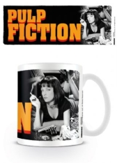 Pulp Fiction - Pulp Fiction (Mia) Mug