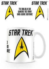 Star trek - Star Trek (To Boldly Go) Mug