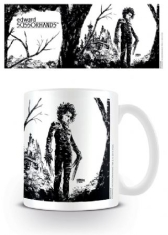 Mug - Edward Scissorhands (Black Ink) Mug