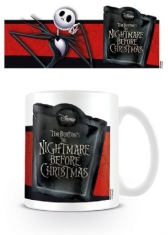 Mug - Nightmare Before Christmas (Jack Banner) Mug