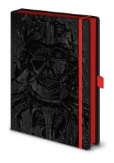 STAR WARS - Star Wars (Vader Art) A5 Premium Notebook CDU 10