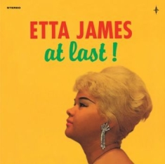 Etta James - At Last (Coloured LP)