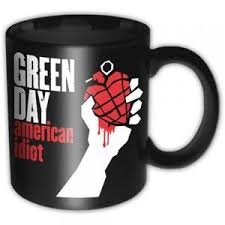 Green Day - American Idiot - Boxed Mug