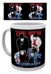 Who - My Generation Mug