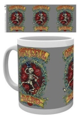 Grateful Dead - Skeleton Mug