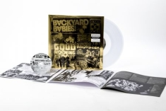 Backyard Babies - Sliver And Gold Ltd. Gatefold Clear LP+CD & LP-Booklet
