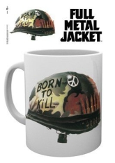 Full Metal Jacket - Helmet Born To Kill - Mug