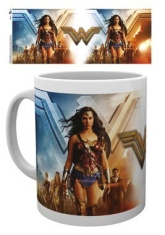 Wonder Woman - Group - Mug