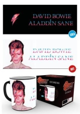 David Bowie - Aladdin Sane (Heat Changing Mug)
