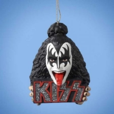 Kiss - Hanging Ornament: The Demon Head