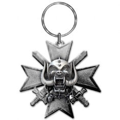Motörhead - Standard Keychain: Bad Magic