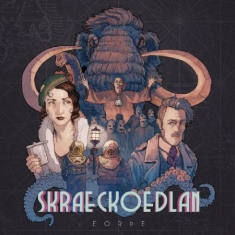 Skraeckoedlan - Earth (Signed LP)